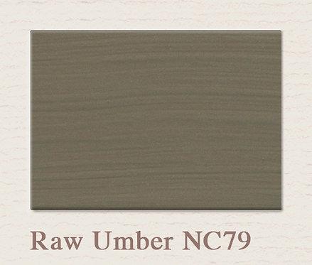 Raw Umber NC79 Möbelfarbe