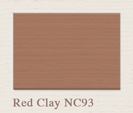 Red Clay NC93 Musterfarbe - matt