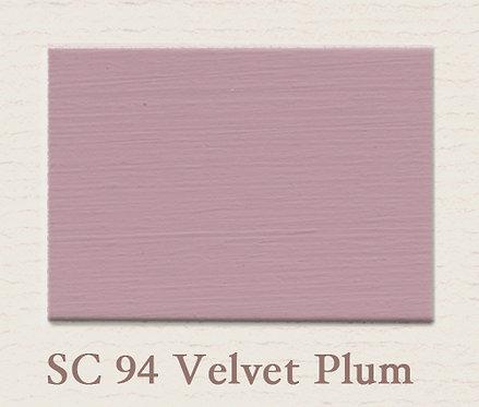 Velvet Plum SC94 Musterfarbe - matt