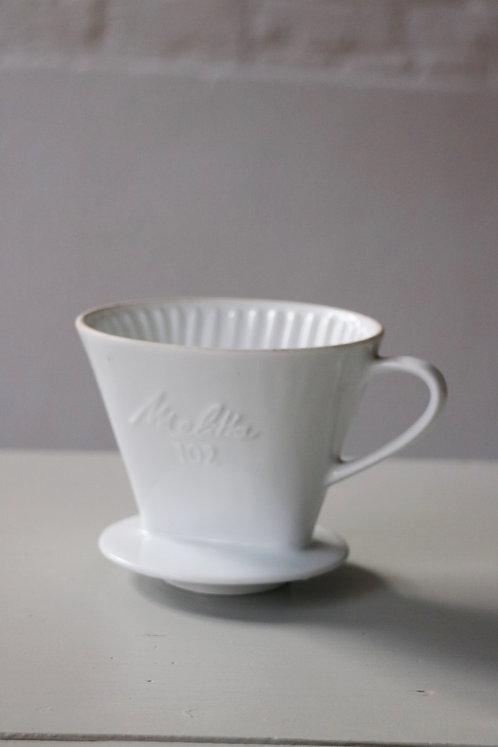 Melitta Kaffeefilter mit einem Loch