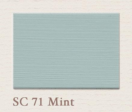 Mint SC71 Musterfarbe - matt