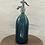 Thumbnail: Vintage Soda Siphon in blau-grün