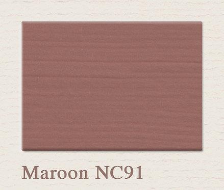 Maroon NC91 Wandfarbe