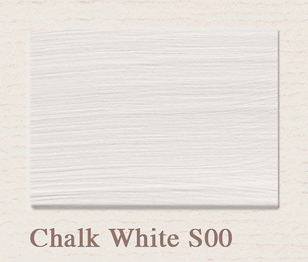 Chalk White S00 Musterfarbe - matt