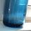 Thumbnail: Vintage Soda Siphon in blau