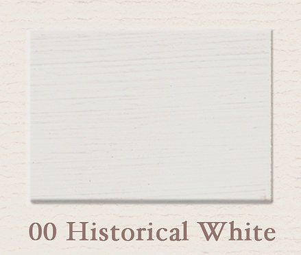 Historical White 00 Möbelfarbe