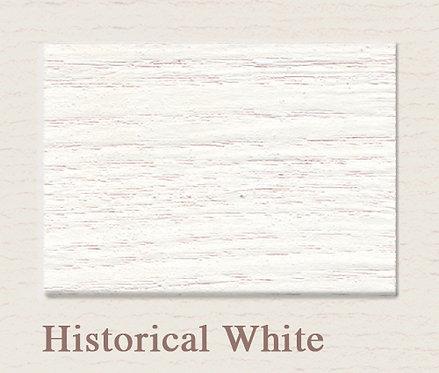 Historical White Aussenfarbe