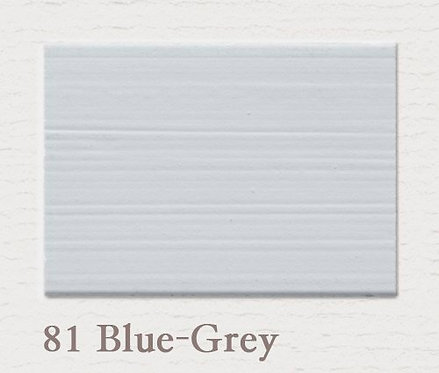 Blue Grey 81 Musterfarbe - matt