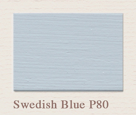 Swedish Blue P80 Musterfarbe - matt