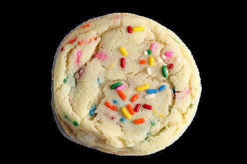 12 Inch Funfetti Cookie Cake