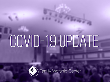 COVID-19 Update for FWC