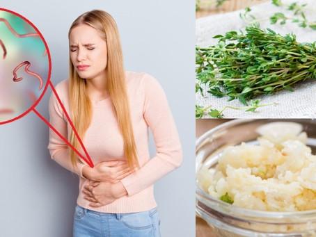 Remedios parasitarios y limpiezas naturales