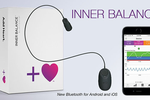 Inner Balance Bluetooth para IPhone y Android