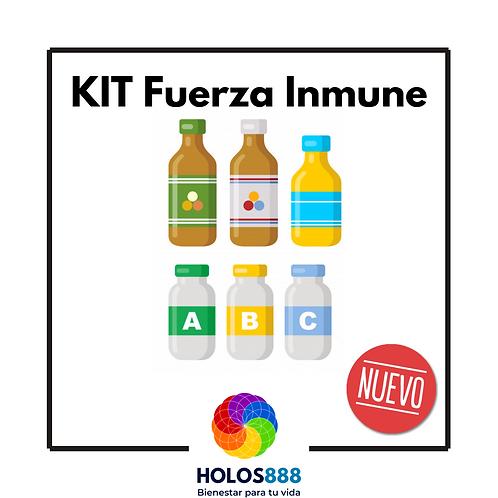 Kit Fuerza Inmune