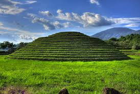 Experimentos en los Guachimontone Jalisco.México.