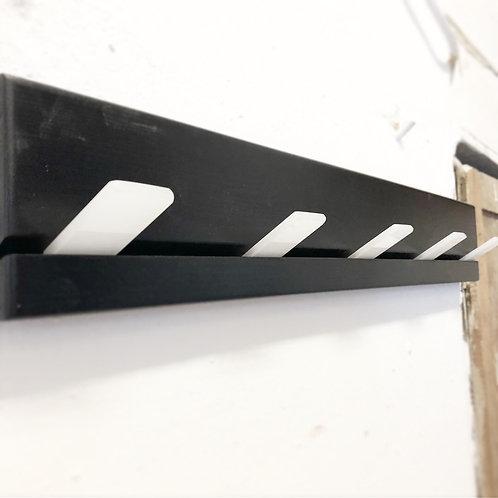 """Coat rack """"black&white"""""""