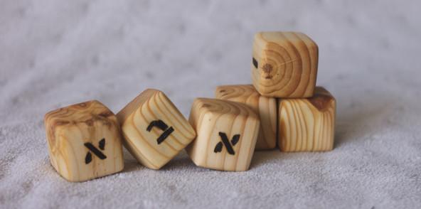 cubes dad