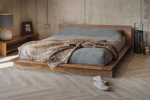Bed love to wood