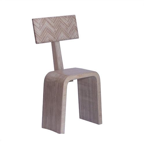 Chair from birch sandwich
