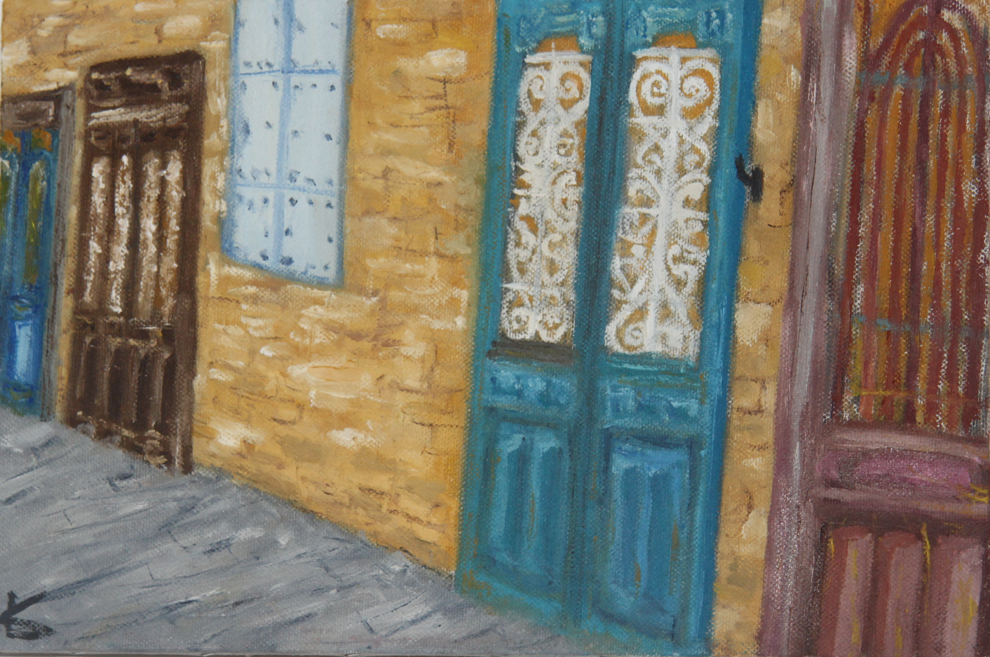 Doors in Jaffo