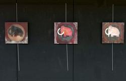 Peintures ruspestres, Sébastien Brun