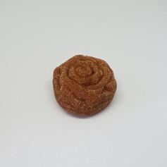 Rosa de brigadeiro de churros