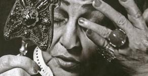 Fahrelnissa Zeid, Tutkuya Övgü