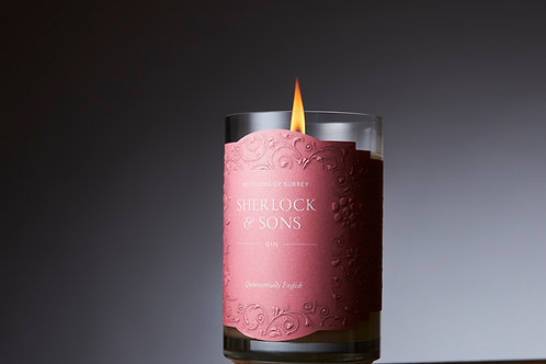 Sherlock & Sons Candle