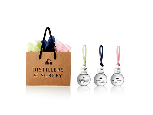 *Limited Edition* Gin Filled Baubles