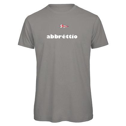 "T-shirt uomo ""Abbrettio"""