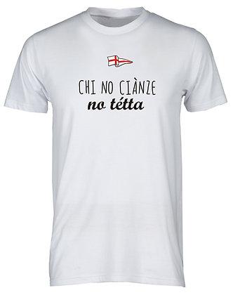 """T-shirt uomo """"Chi non piange non ottiene niente"""""""