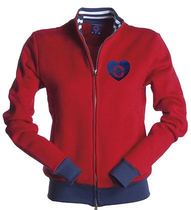 Felpa donna R&B sportswear