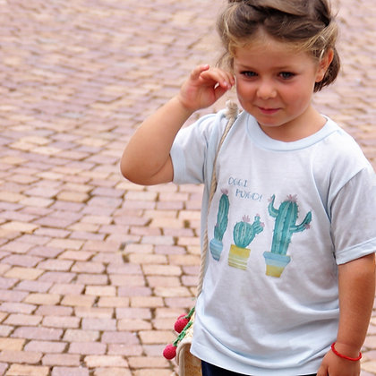 T-shirt bimbi Oggi pungo!