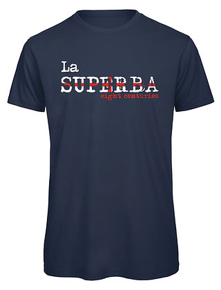 T-shirt uomo La Superba