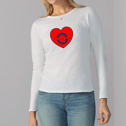 T-shirt donna lunga R&B sportswear