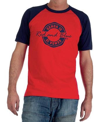 T-shirt uomo R&B sportswear