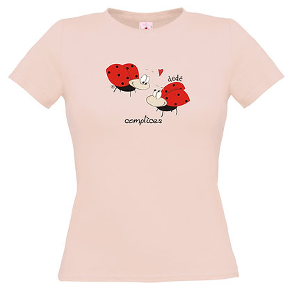 T-shirt pesca dedè girl