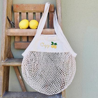 Shopper rete Mila frutta