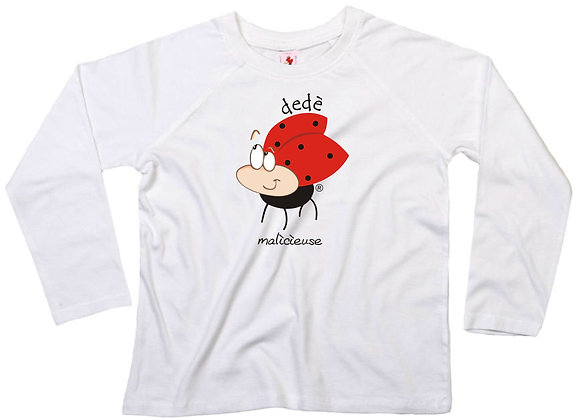 T-shirt manica lunga dedè kid