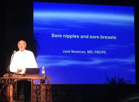 Jack Newman – O que não nos ensinam sobre amamentação na nossa Formação.