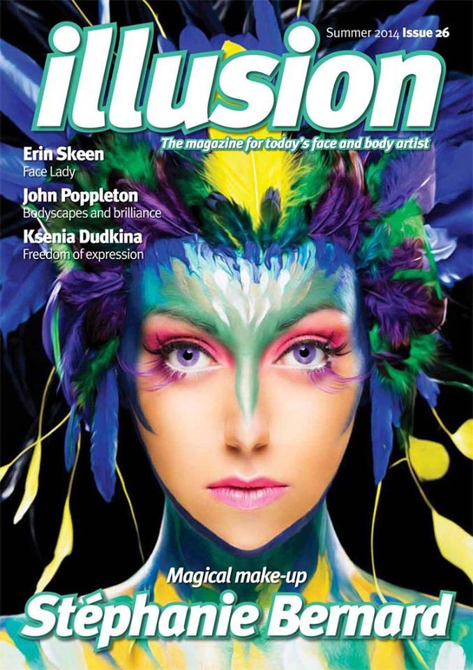 Illusion magazine Cover