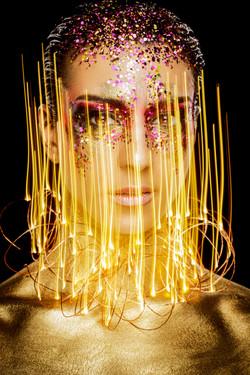 Maquillage : Stéphanie BERNARD