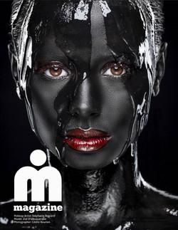 M Magazine Cover