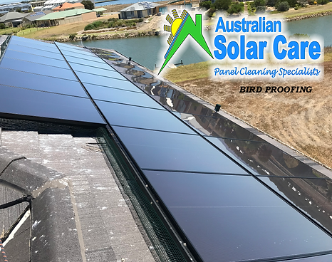 Australian and Adelaide Solar Panel Cleaning, Adelaide South Australia