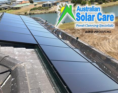 Australian Solar Panel Cleaning, Adelaide South Australia