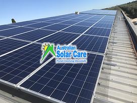 Australian Solar Care Adelaide solar panel cleaning