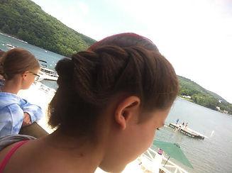 girls, party, hair, makeup, valerie, valerie's mobile hair