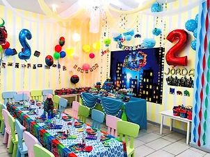 Fairytale Island Party Room