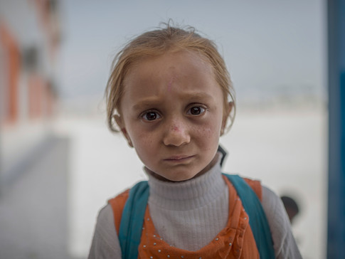 The children who fled Syria