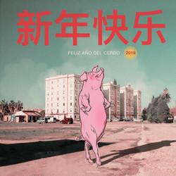 Feliz año del cerdo